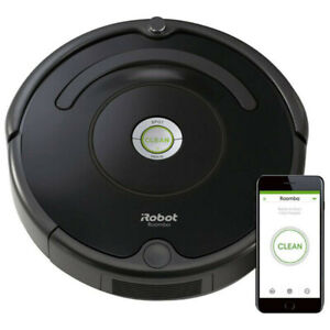 iRobot Roomba 675 Wi-Fi Connected Robot Vacuum-Brand New Sealed