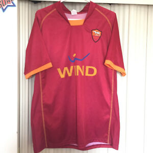 Soccer Jersey: AS Roma 2008 Home Totti Jersey
