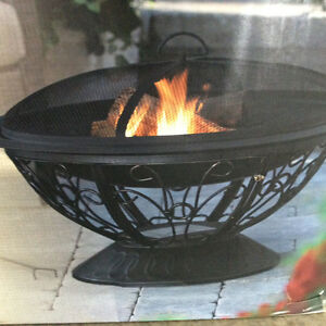 Brand new fireplace