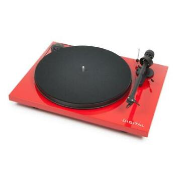 Pro-Ject (project) Essential III DIGITAL platenspeler