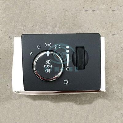 AUTO Head Light Sensor/ Front+Rear Fog Lamp Switch For Chrysler 300C 2011-2015