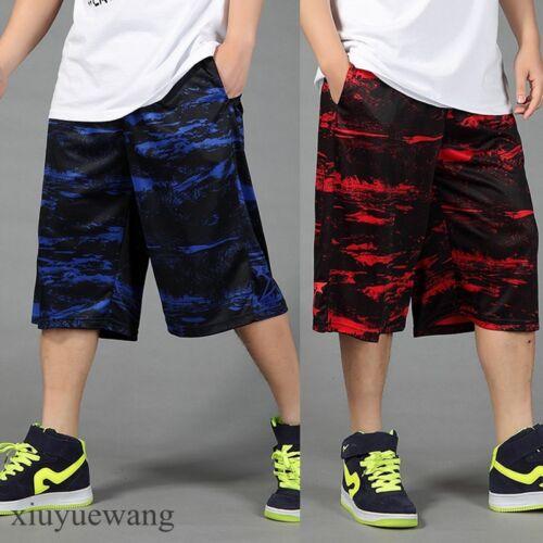 Basketball Love Mens Casual Shorts Pants