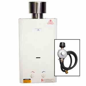 Eccotemp L10 Tankless Water Heater - 20% OFF PROMO CODE