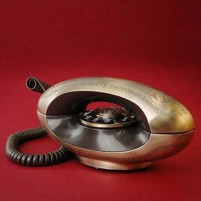 1964 Aladdin lamp Metal retro European Antique phone Vintage telephone F060