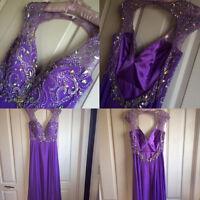 """NEW"" Prom/Semi-Prom Gown"