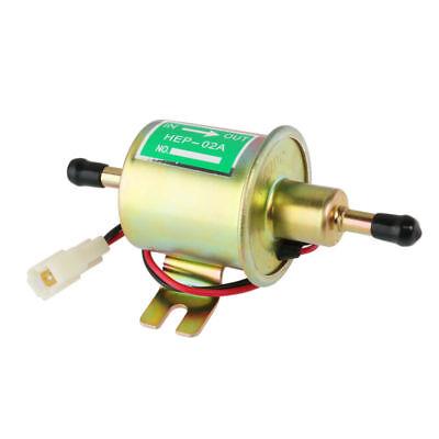 Bomba Combustible Gasolina Diésel eléctrica 12V universal externa 0,3-0,5 Bar