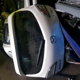 Mazda 3 MPS 2012 Tailgate