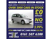 Ford Galaxy 1.6TDCi Zetec CAR FINANCE FOR ALL CREDIT SITUATIONS!!
