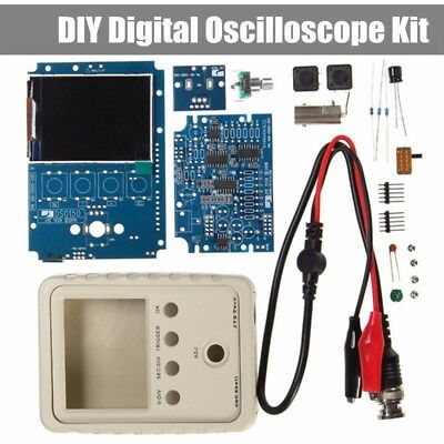 Tech Ds0150 15001k Dso-shell Digital Electronic Oscilloscope W Housing Diy Kit