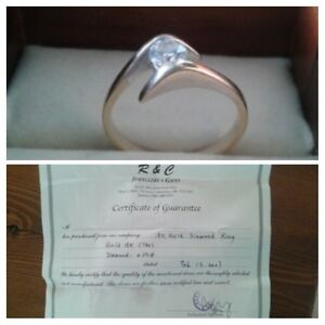 Promise/Engagement Ring for sale Cornwall Ontario image 1
