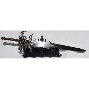 WOW Frostmourne Lich King Arthas Metal Sword 1:1 Replica Life Size 48 INCH/120CM 220357
