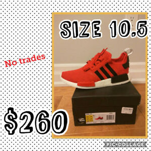 "Adidas NMD R1 ""Core Red"""