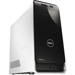 DELL  STUDIO XPS WITH i7 CPU  8 COEURS../././