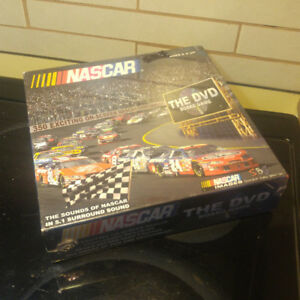 NASCAR DVD Board Game (new, sealed)
