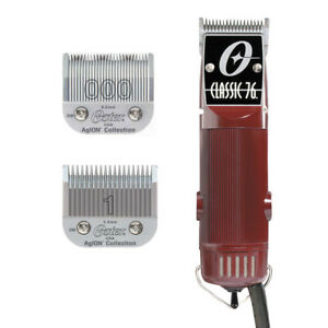 40% OFF! Oster Classic 76 Powerful Universal Motor Clipper