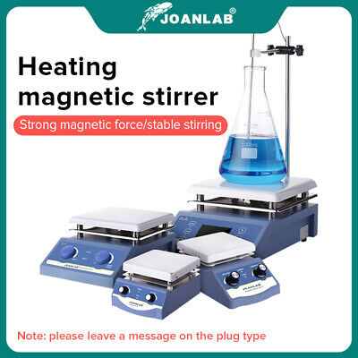 Joanlab Magnetic Hotplate Stirrer Digital Hot Plate Heating Mixer 1l 3l 5l