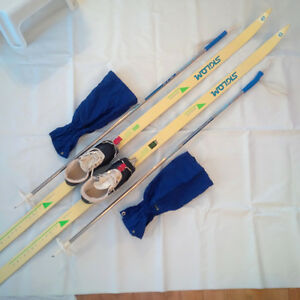 cross country ski set