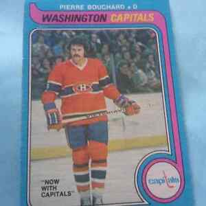 Montreal candiens hockey cards