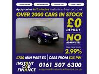 Nissan Qashqai Acenta Premium Dig-T 1.2 Manual Petrol FROM £51 PER WEEK