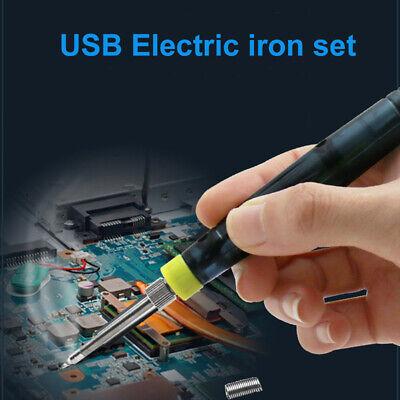 Soldering Iron Set Mobile Phone Maintenance Soldering Equipment Usb