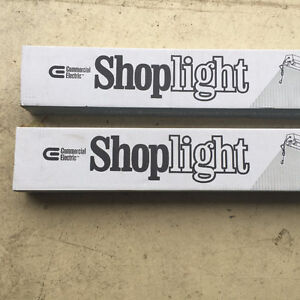 Workshop strip light pair retails at $50 each $45 for 2 here