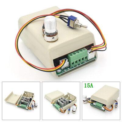 Practical 3-phase Brushless Motor Speed Controller Reversible Switch Dc 5v-36v