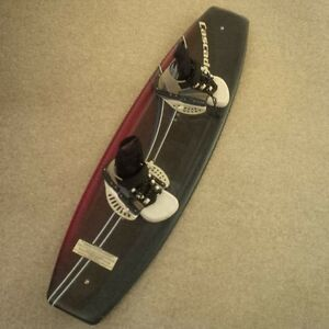 Complete Wakeboard Package