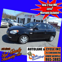 2007 Hyundai Accent Hatchback Loaded Up Sunroof $3995 New MVI Bedford Halifax Preview