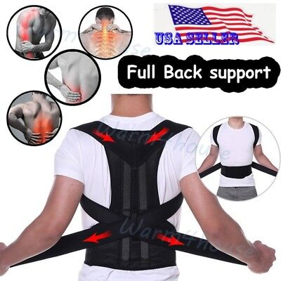Wellness Body Posture Corrector Correction Straighten Spine Effective Thoracic