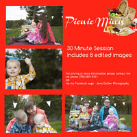 Picnic Mini Sessions