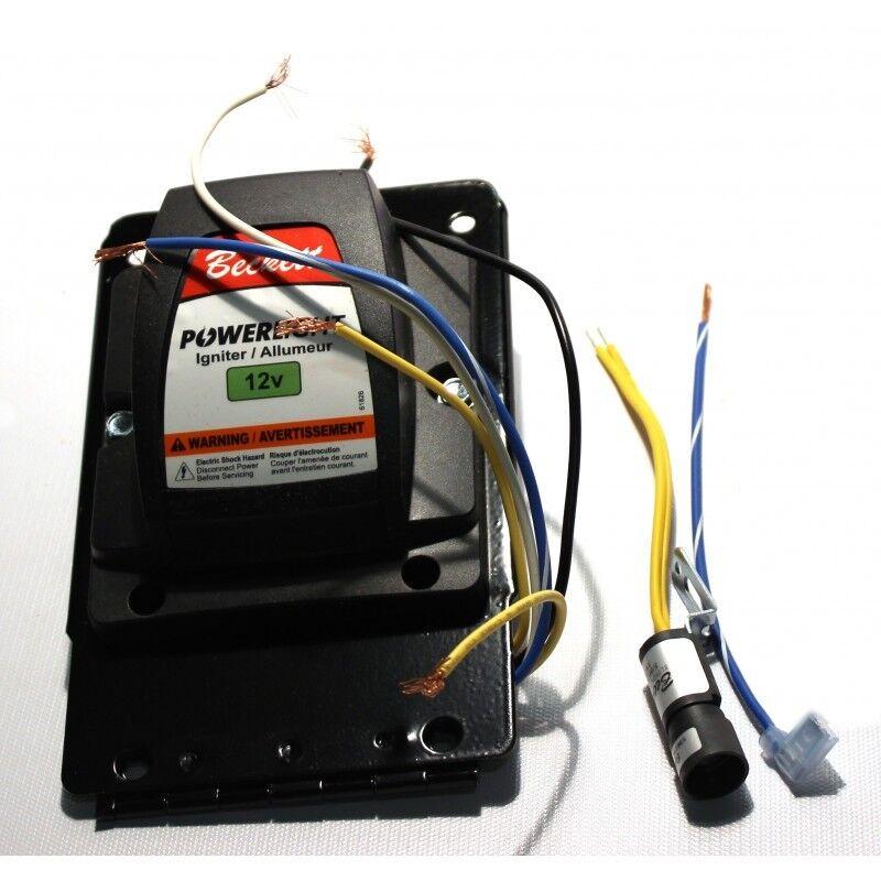 Beckett 8.751-785.0 12 Volt DC PowerLight Electronic Oil Igniter 5218303U