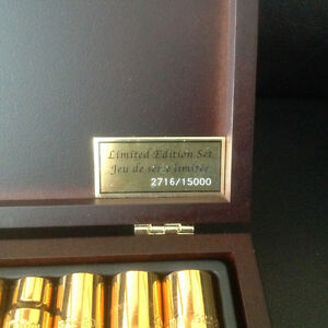 Gold Plated  Mastercraft Anniversary Rachet & Socket Sets. St. John's Newfoundland image 2
