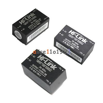 Hlk-pm01 Hlk-pm03 Hlk-pm12 220v To 5v3.3v12v Step Down Power Supply Module