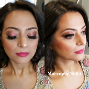 Karwa Chauth Special Makeup and Hair