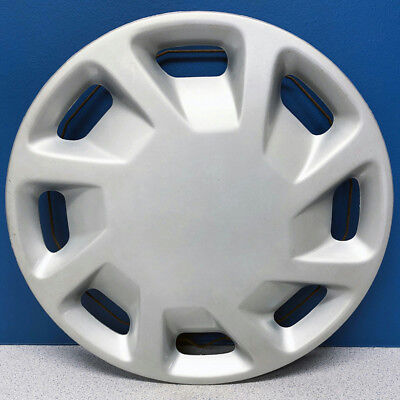 "ONE 1990-1992 Ford Probe # 890 8 Slot 14"" Hubcap / Wheel Cover # F02Z1130B USED"