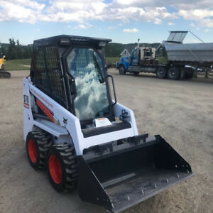 SkidSteers for Rent with Free Delivery