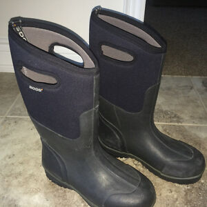 Bogs Mens Size 8 Classic Ultra High Boot - Collingwood