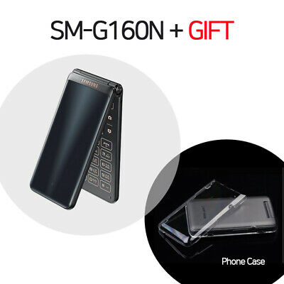 NEW SAMSUNG GALAXY FOLDER 2 SM-G160N UNLOCKED  +CASE (GIFT)