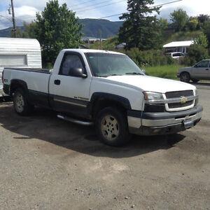 2005 Chevrolet Silverado 1500 Pickup Truck $2500 OBO/ trade