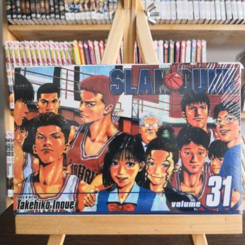 SLAM DUNK Takehiko Inoue Manga English Comic Volume 1-31 Full Set DHL EXPRESS
