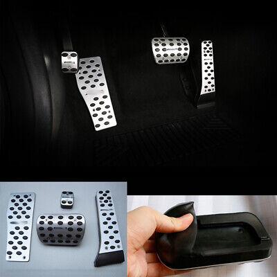4PCS Auto Pedalen AT Gaspedal Pedal Styling für Benz AMG C/E/CLS/GLK/SLK Class