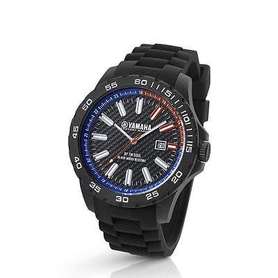 Geschenkidee! Original Yamaha Racing Armbanduhr von TW Steel NEU