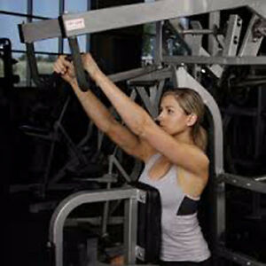 Used Hammer ISO lateral Pulldown. London. London Ontario image 2