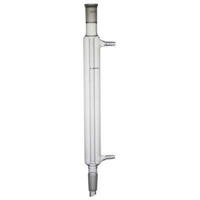 Glass Laboy Liebig Condenser With 2440 Joints 300mm In Jacket Length