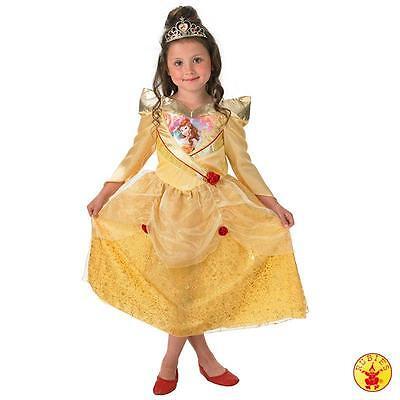 RUB 388898 Disney Prinzessin Kinder Kostüm Belle Die Schöne und das - Biest Kostüm Kind