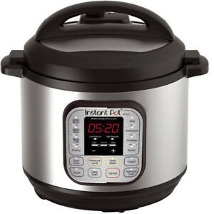 Instant Pot Duo 7-in-1 Multi-Use Programmable Pressure Cooker 8