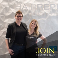Full Time Stylist Employment at High-End Bank Street Salon