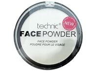 Technic White Face Powder Fancy Dress Zombie Ghoul Goth Make Up