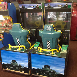 ARCADE DRIVING GAMES  - SINGLE & TWINS & MUCH MORE Windsor Region Ontario image 3