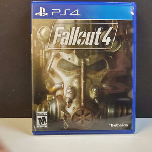 PS4 Video Game: Fallout 4